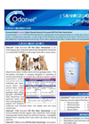Concentrated Scented Water Based General Purpose (GP) Pet Odor Neutralizer - Brochure