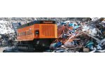 Doppstadt - Model DW 3060 K (Type D) - Slow Speed Shredder