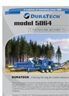 DuraTech - Model 5064 - Horizontal Grinder- Brochure