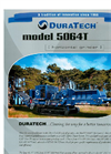 DuraTech - Model 5064 - Track- Horizontal Grinder Brochure