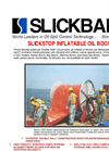 Air Inflatable Oil Boom: Slickstop Oil Boom Specifications (PDF 218 KB)