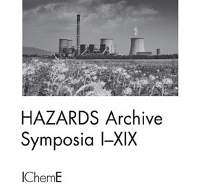 Hazards Archive Symposia I-XIX CD-ROM