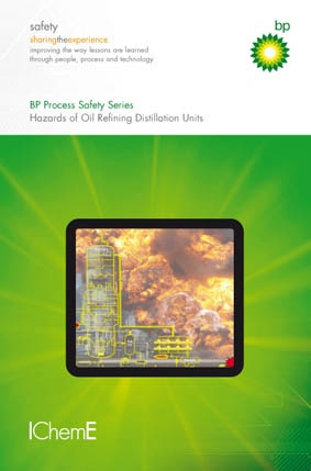 Hazards of Oil Refining Distillation Units, 2008 Edition - BP Process Safety Series