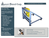 Ameri-Shred - AMS-T1 - Cart Tipper - Brochure