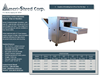 Ameri-Shred - Series 3 - Strip Cut Industrial Paper Shredders - Brochure