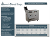 Ameri-Shred - Series 2 - Hard Drive Shredders - Brochure
