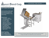 Ameri-Shred - AMS-T2 - Hydraulic Box Dumpers - Brochure