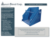 Ameri-Shred - AMS-T3 - Hydraulic Box Dumpers - Brochure