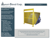 Ameri-Shred - AMS-T3 - Hydraulic Box Dumpers With Gated Enclosures - Brochure