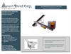 Ameri-Shred - Freestanding Discharge Conveyors - Brochure