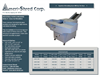 Ameri-Shred - Series 1 - Cross Cut Industrial Paper Shredders - Brochure