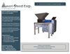 Ameri-Shred - Series 2 - Double Cut Hopper Fed Industrial Pre-Shredders - Brochure
