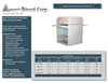 Ameri-Shred - Strip Cut Heavy Duty Office Shredders - Brochure