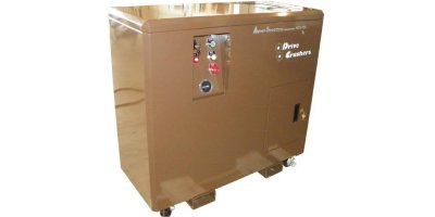 Ameri-Shred - Model Series 1 - Hard Drive Shredders