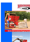 Rotochopper - Model FP-66 - Diesel Horizontal Grinders Brochure