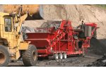 Rotochopper - Model RG-1 - Asphalt Shingle Grinder
