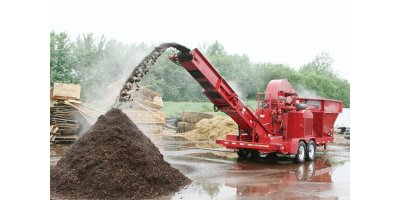 Rotochopper - Model CP-118 - Wood Chip Processors