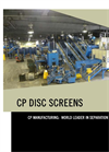 CP - Disc Screens Brochure