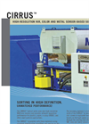 CIRRUS - MSS - Optical Sorter Brochure