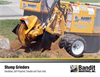 Bandit - 2650XP - Self-Propelled Handlebar Stump Grinders Brochure