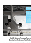 Zeol VOC Abatement Technology Saves on Operating Costs for Aerospace Paint Finishing