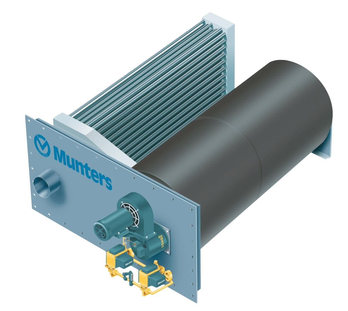 Munters VariMax - Once-Through Heater (OTH)