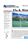 ET & Weather Monitoring Brochure (PDF 147 KB)