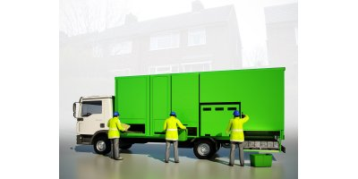Kerby - Kerbside Recycling Vehicle