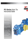 Horizontal Baler PC Series- Brochure