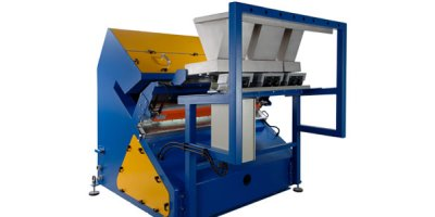 Sesotec  - Model MAG 4300 series - Flat Glass Recycling