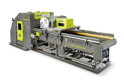 Sesotec - Model VARISORT - Multi-Sensor Sorting Systems  for the Recycling Industry