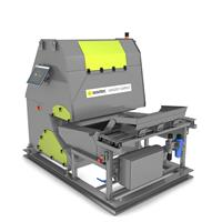 Sesotec - Model VARISORT COMPACT - Multi-Sensor Sorting System  for the Recycling Industry