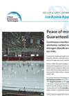 Ice Arena Application Brochure
