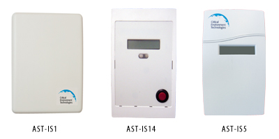 AST-IS Standard CO2 Gas Detector
