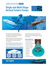 Water Vertical - Brochure