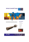 Oil & Gas - Vertical Turbine Product Brochure
