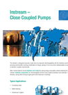 Instream Close Coupled Pumps -Product Brochure