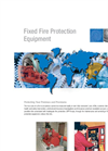 Fixed Fire Protection - Brochure