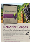 Integrated Pest Management for Grapes Brochure