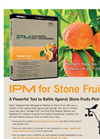 Integrated Pest Management (IPM) Module for Stone Fruits Brochure
