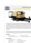 Model 1600/40 - Pneumatic Foam Unit Remediation Product Datasheet