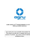 Agru GeoClay - - Geosynthetic Clay Liner Brochure