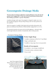 Model 200mil - Geocomposite Brochure
