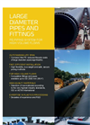Large Diameter Pipe Brochure