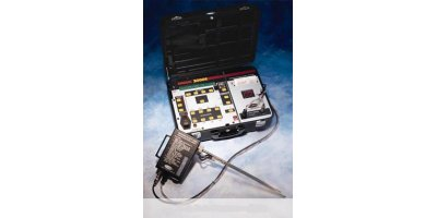 Enerac - Model 3000E - Portable Electrochemical Emissions Analyzer
