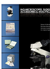 ems 2007 2008 Product Guide  IAQ Microscopes, Slides, Accessories & Analytical Supplies