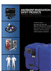ems 2007 2008 Product Guide Lead & Asbestos Abatement, Remediation & Safety Products