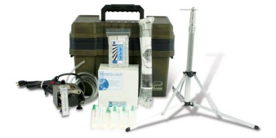 Allergenco-D/cyclex-d/Micro5/A-O-C - Deluxe Kit With MegaLite Pump