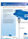 Arjay 2882-LS Probe Mounted Level Switch - Brochure