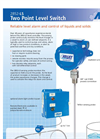 Arjay 2852-LS Two Point Level Switch - Brochure